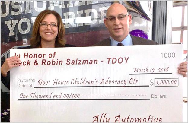 ally donation